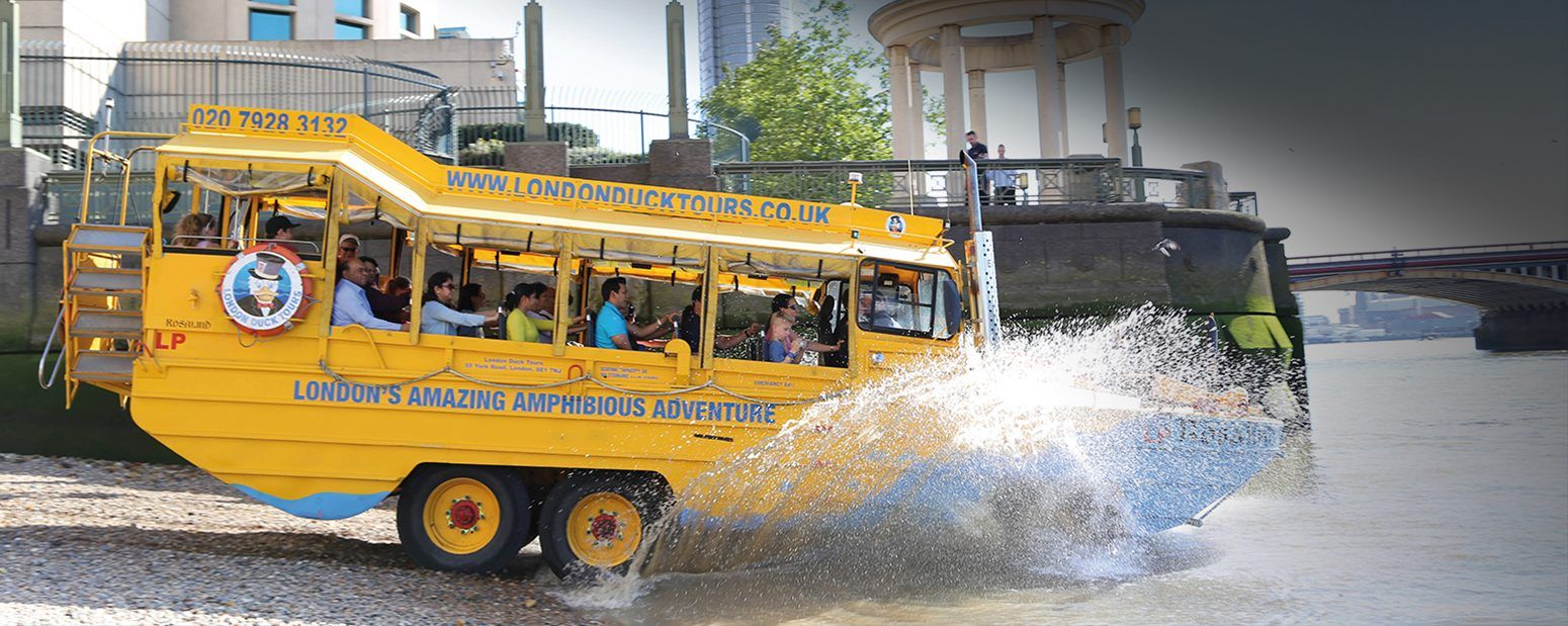 splashdown london sightseeing tours
