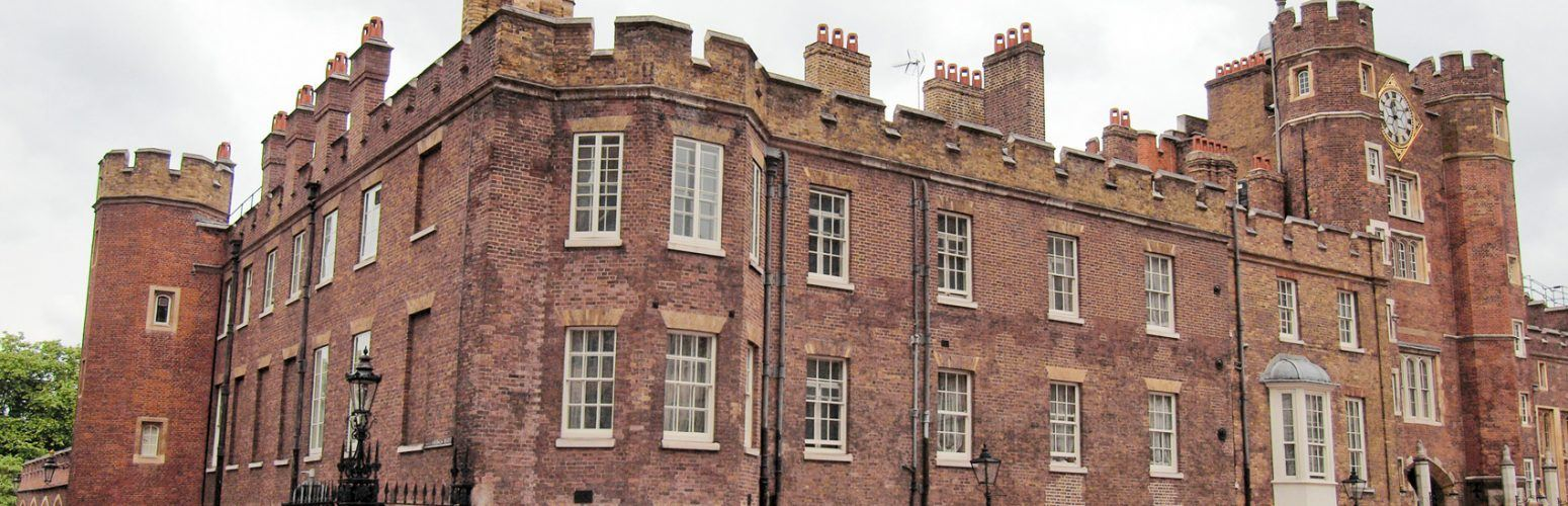 st james palace london city tours