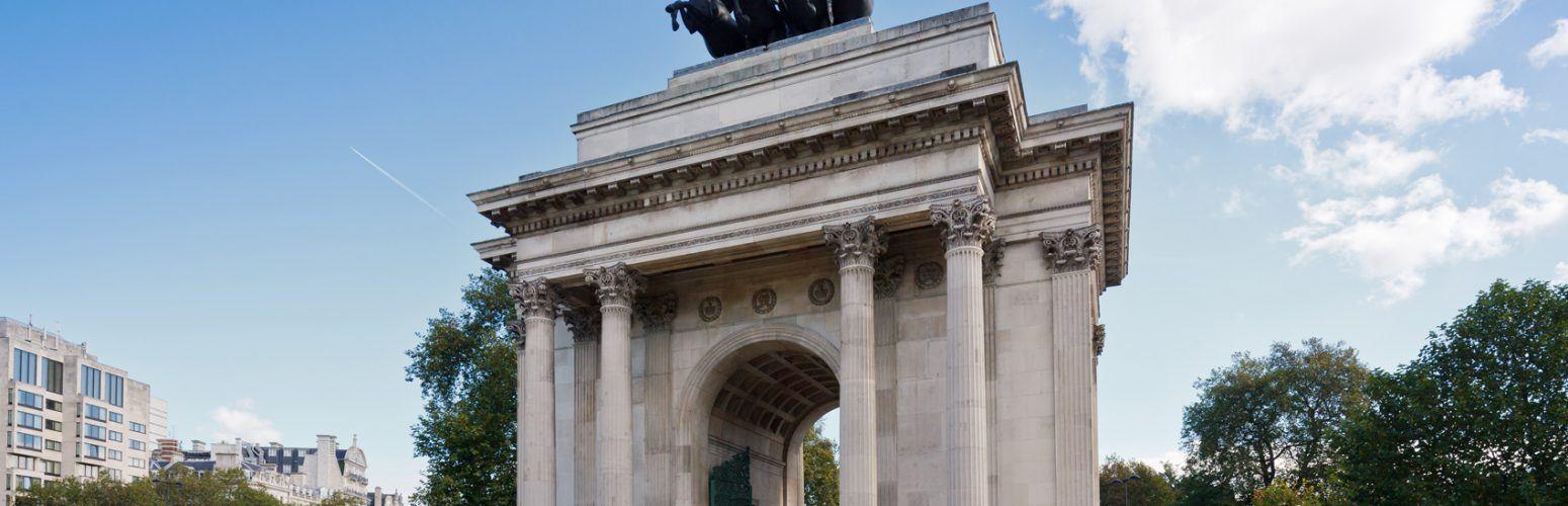 wellington arch london city tours