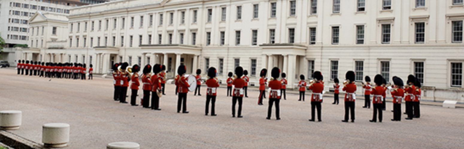 wellington-barracks sightseeing london