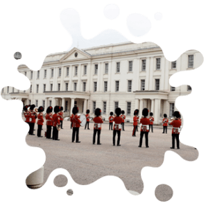 wellington-barracks london city tour